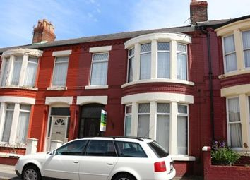 Thumbnail 3 bed terraced house to rent in Pemberton Road, Old Swan, Liverpool, Merseyside