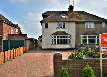 Thumbnail 3 bed semi-detached house for sale in Empingham Road, Stamford