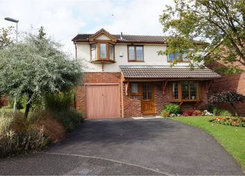 Thumbnail 4 bed detached house for sale in Playfair Close, Heywood