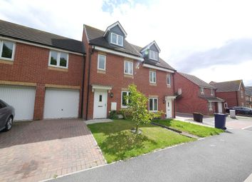 Thumbnail 3 bed terraced house to rent in Greenvale Avenue, Newcastle Upon Tyne