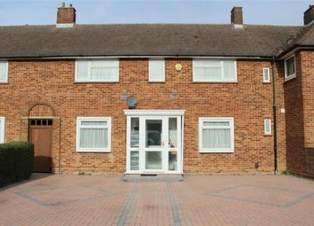 Thumbnail 3 bed terraced house for sale in St Annes Avenue, Stanwell, Surrey