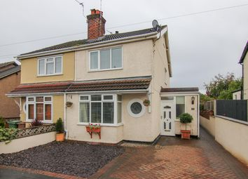 Thumbnail 3 bed semi-detached house for sale in Oaklands Drive, Heswall, Wirral