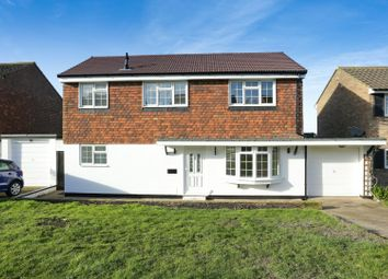 Thumbnail 4 bed detached house for sale in Hadleigh Gardens, Herne Bay