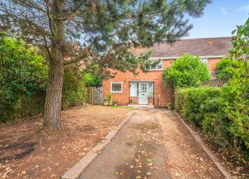 Thumbnail 2 bedroom semi-detached house for sale in Harcourt Road, Dorney Reach, Maidenhead
