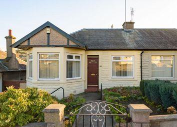 Thumbnail 2 bed semi-detached bungalow for sale in Marionville Park, Edinburgh