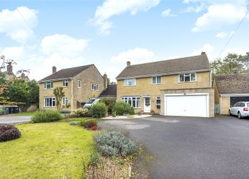 Thumbnail 4 bed detached house for sale in Abingdon Road, Standlake, Witney, Oxfordshire