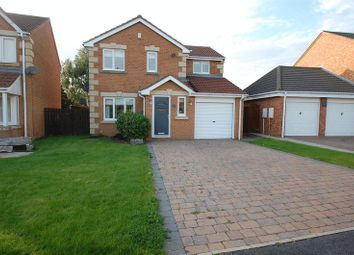 Thumbnail 3 bed detached house for sale in Sugarloaf Close, Ingleby Barwick, Stockton-On-Tees