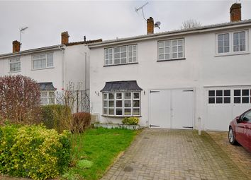 Thumbnail 3 bed terraced house for sale in Ascot Close, Bishop's Stortford