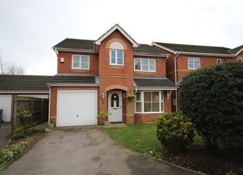 Thumbnail 4 bedroom detached house for sale in Redbarn Close, Leeds
