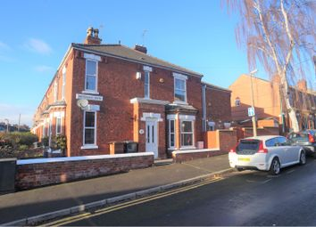 Thumbnail 3 bed terraced house for sale in Whitehall Terrace, Lincoln