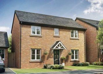 Thumbnail 3 bed detached house for sale in Grasmere Avenue, Farington, Leyland, Lancashire