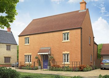 "Thumbnail 4 bed detached house for sale in ""The Kedleston"" at Radstone Road, Brackley"