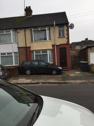 Thumbnail 3 bed semi-detached house to rent in Fitzroy Avenue, Luton