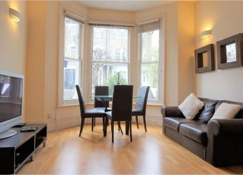 Thumbnail 2 bed flat to rent in Glazbury Road, West Kensington Barons Court