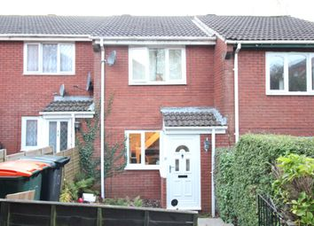 Thumbnail 2 bed terraced house for sale in Cwm Dylan Close, Bassaleg, Newport