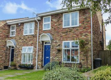 Thumbnail 3 bed end terrace house for sale in Rosebank Close, Cookham, Maidenhead