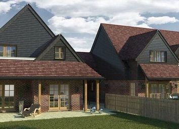 Thumbnail 6 bed detached house for sale in Crookham Hill, Crookham Common, Thatcham