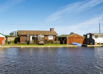 Thumbnail 4 bed detached house for sale in North East Riverbank, Potter Heigham, Great Yarmouth