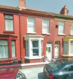 Thumbnail 4 bed terraced house to rent in Romer Road, Liverpool