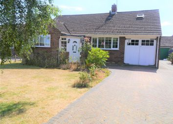 Thumbnail 3 bed detached bungalow for sale in Cavalier Road, Old Basing, Basingstoke