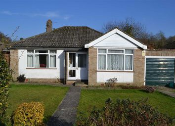 Thumbnail 3 bed detached bungalow for sale in Briants Piece, Hermitage, Berkshire