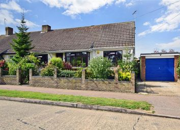 Thumbnail 4 bed semi-detached bungalow for sale in Fifth Avenue, Wickford, Essex