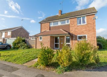 Thumbnail 3 bed semi-detached house for sale in Enstone Road, Woodley, Reading