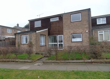 Thumbnail 3 bedroom terraced house to rent in Grace Way, Stevenage