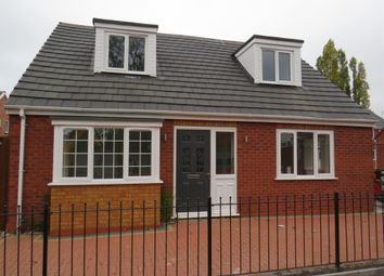 Thumbnail 3 bed detached bungalow for sale in Patricia Avenue, Birmingham