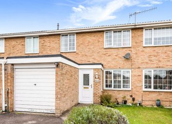 Thumbnail Terraced house for sale in Larchmore Close, Swindon