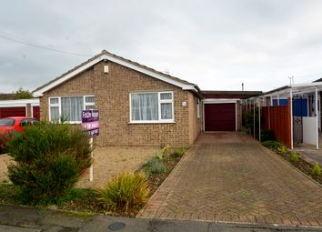 Thumbnail 3 bed detached bungalow for sale in Iris Close, Burbage, Leicestershire