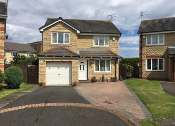 Thumbnail 4 bedroom detached house for sale in Humford Green, Blyth