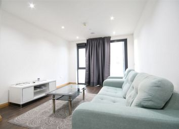 Thumbnail 1 bedroom flat to rent in Pinnacle Tower, Fulton Road, Wembley, Greater London