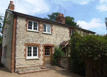 Thumbnail 2 bed cottage to rent in 7 Factory Cottages, Dippenhall, Farnham, Surrey
