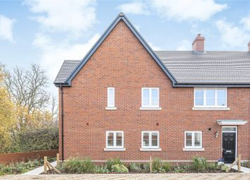 Stoneham Lane, Eastleigh, Hampshire SO53. 3 bed end terrace house for sale