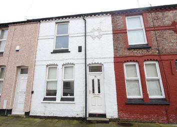 Thumbnail 2 bedroom terraced house for sale in Smollett Street, Bootle