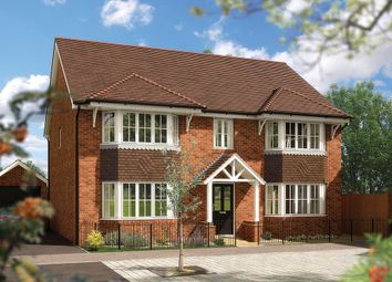 "Thumbnail 5 bedroom detached house for sale in ""The Ascot"" at Fieldgate Lane, Whitnash, Leamington Spa"