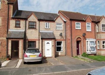 Thumbnail 2 bed terraced house to rent in Old Foundry Place, Leiston, Suffolk