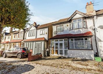 Thumbnail 3 bedroom semi-detached house for sale in Wharfedale Gardens, Thornton Heath