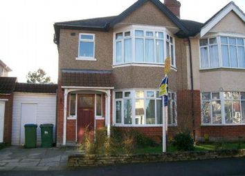 Thumbnail 5 bed semi-detached house to rent in Ripstone Gardens, Southampton