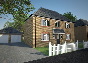 Thumbnail 4 bed detached house for sale in Hazell Mews, Manston, Ramsgate