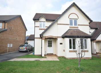 Thumbnail 4 bedroom property to rent in Wren Close, Northam, Devon