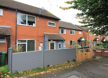 Thumbnail 2 bed terraced house for sale in Ebnal Close, Leominster