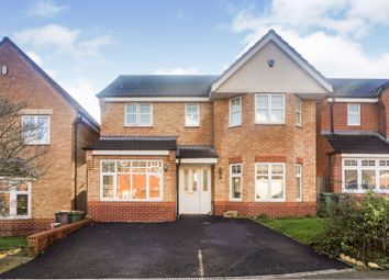 Thumbnail 5 bed detached house for sale in Yale Road, Willenhall