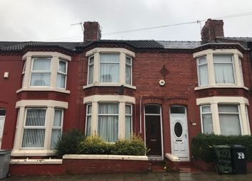 Thumbnail 2 bed terraced house for sale in 22 Rosedale Road, Birkenhead, Merseyside