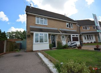 Thumbnail 3 bedroom semi-detached house for sale in Dovedale, Carlton Colville, Lowestoft