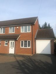 3 bed semi-detached house to rent in Corwell Lane, Stockely Park UB8
