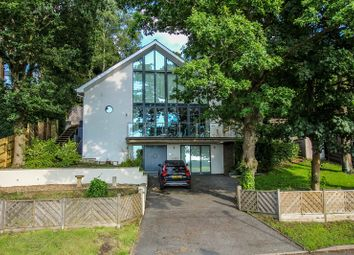 Thumbnail 4 bed detached house for sale in Brook Lane, Corfe Mullen, Wimborne
