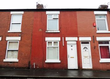Thumbnail 2 bed terraced house for sale in Rockhampton Street, Gorton, Manchester