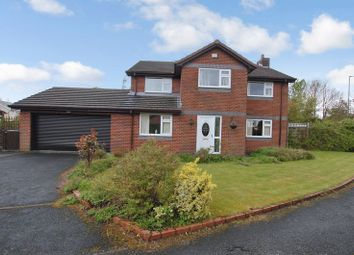 Thumbnail 5 bedroom detached house for sale in Starmount Close, Browns Road, Bradley Fold, Bolton